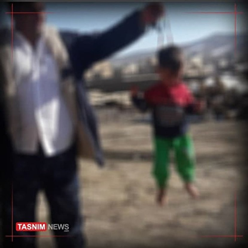 کودکآزار معروف دستگیر شد +عکس وحشتناک