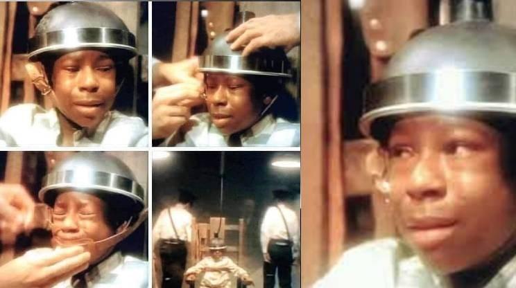 پسربچه سیاهپوست آمریکایی که بیگناه با صندلی برقی اعدام شد! + تصاویر