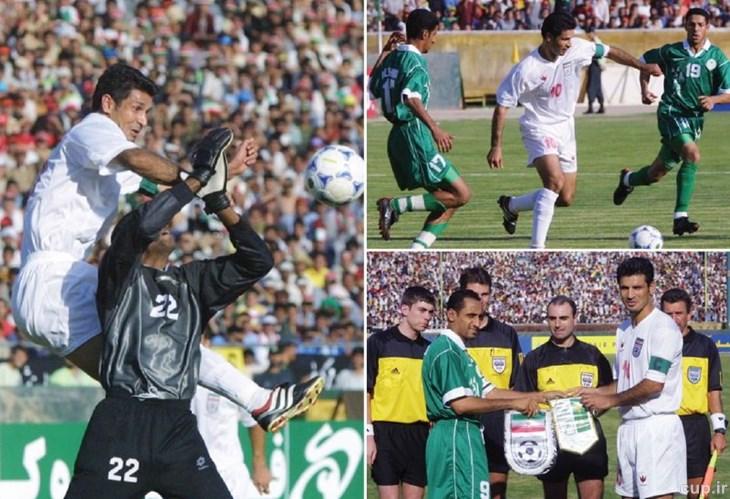 خاطره بازی AFC با روزی که دایی، اشک دعایه را درآورد +عکس