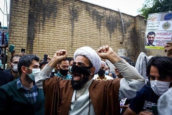 هواداران احمدی نژاد