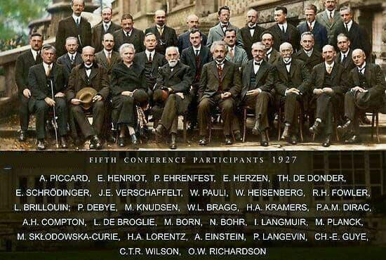 بزرگترین دانشمندان