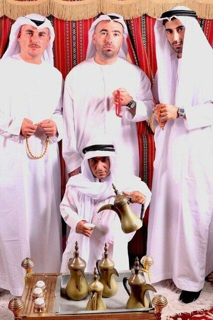 حضور خواننده مشهور اسرائیلی در دبی به دعوت خاندان حاکم امارات