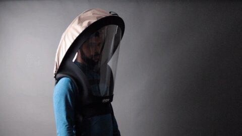 اختراع ماسکهای خلاقانه در دوران همهگیری کرونا +تصاویر