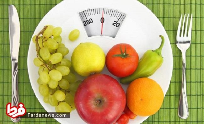 ۱۲ نکته برای کاهش وزن در ۱۲ هفته