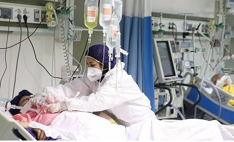 بیمارستان کرونایی