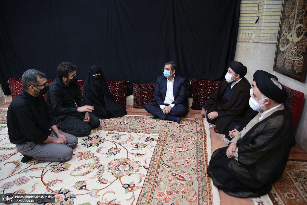 سیدحسن خمینی و همتی