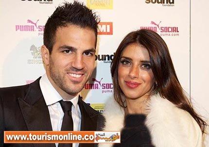 ازدواج فوتبالیست با زنی ۱۳ سال بزرگتر از او! +عکس