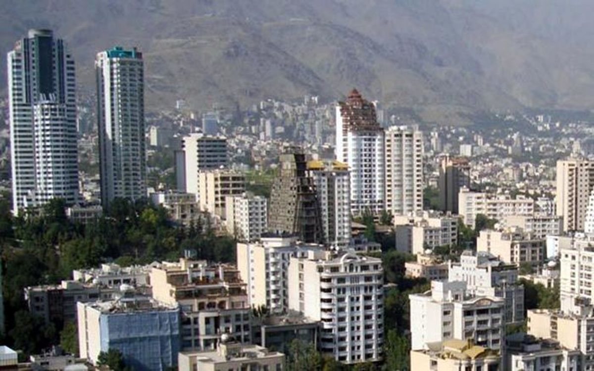 قیمت روز انواع آپارتمان در تهران