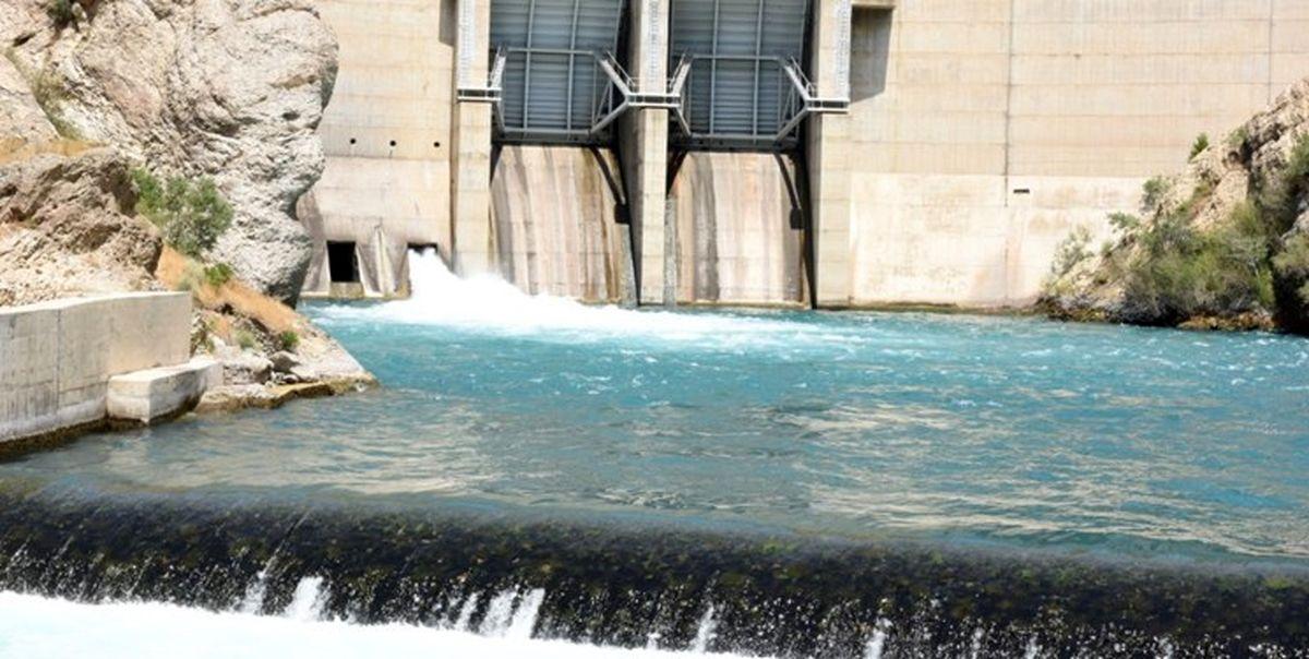 کاهش حجم ذخایر آبی سدهای تهران