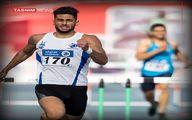 خبر شوکه کننده برای ایران/تست کرونای دونده المپیکی مثبت شد