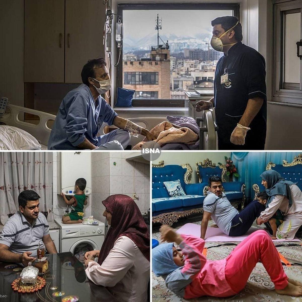 زندگی جالب شگفتیساز کاروان ایران در المپیک/تصاویری از زندگی حرفهای و شخصی جواد فروغی