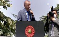 اردوغان: به حضور در لیبی، جمهوری آذربایجان و سوریه ادامه میدهیم