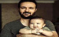 پسر بامزه «احمد مهرانفر» +عکس