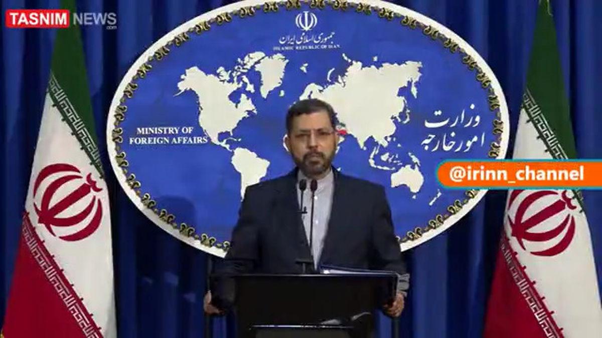 خطیبزاده: جلوی عاقل شدن آمریکا را نخواهیم گرفت