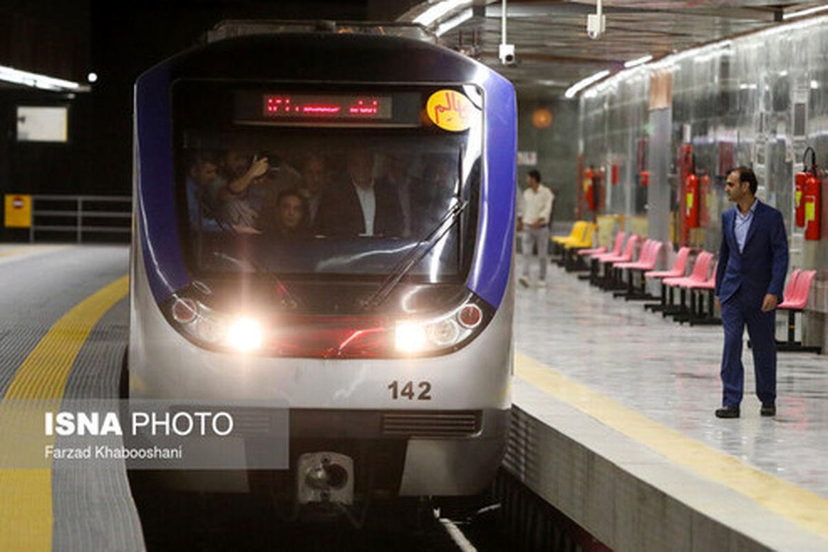 ضدعفونی روزانه خطوط مترو و اتوبوسرانی