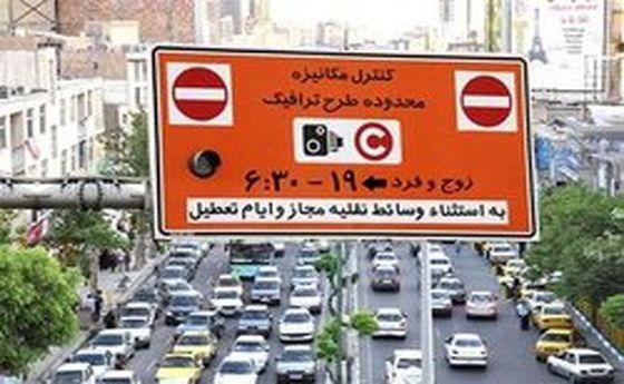 توضیحات معاونت حمل و نقل در خصوص خبر ۶ چالش طرح ترافیک جدید