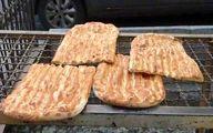 فروش قسطی نان در سیستان و بلوچستان! +عکس