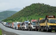آخرین وضعیت ترافیکی جادهها/احتمال ریزش در محورهای شمال