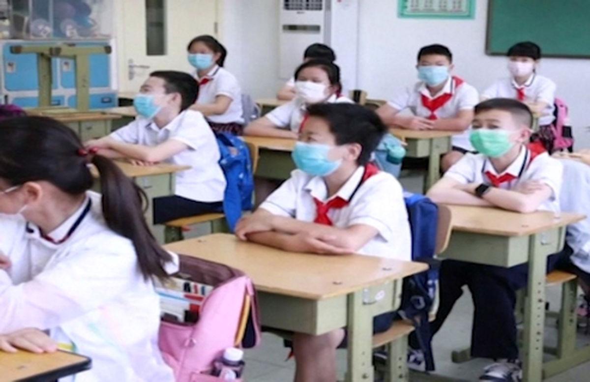 وضعیت بحرانی در چین پس از بازگشت کرونا +فیلم