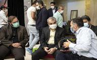 بازدید کدخدایی از مراحل ساخت سریال «دادستان»