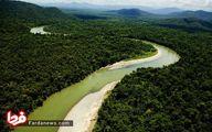با ۱۰ رودخانه زیبا و مهم جهان آشنا شوید/ کدام رودخانه دنیا از همه طولانیتر است؟ / تصاویری از زیباییهای رودخانههای جهان