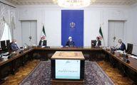 تاکید روحانی بر حمایت دولت از تولید و تامین کالاهای اساسی