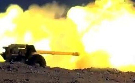 ضربات محکم ارتش سوریه به تجاوزات تروریستها در حماه