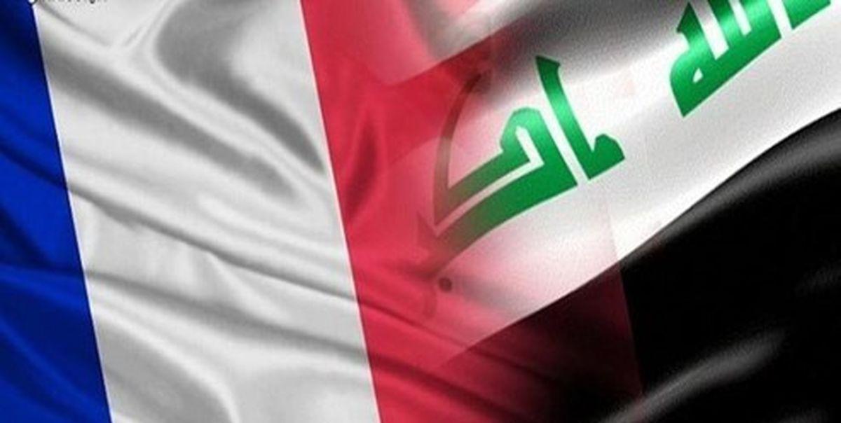 لودریان در بغداد چه می کند؟