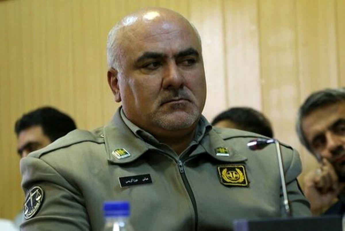 حمله مسلحانه به یک محیط بان در تهران