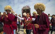 تصاویر: عروسی ترکمن ها