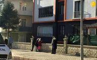 تصاویر: هجوم مردم الازیغ ترکیه در خیابانها پس از زلزله