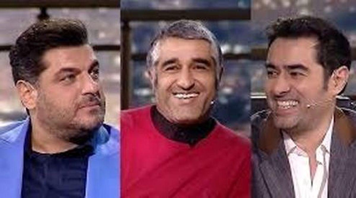 برنامه همرفیق / ناگفته ها سام درخشانی و پژمان جمشیدی فاش شد + فیلم
