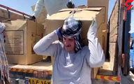 رسول خادم در مرز ایران و افغانستان چه می کند؟ +عکس