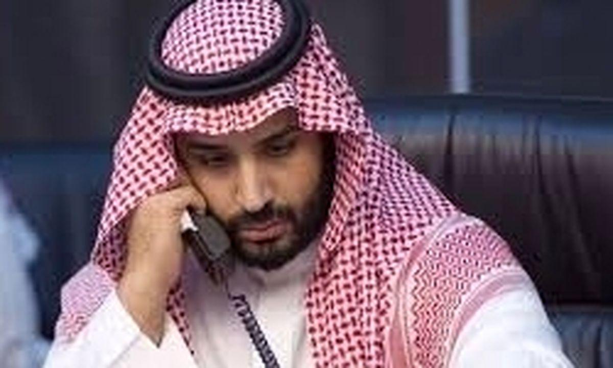 تماس تلفنی ولیعهد سعودی با وزیر خارجه آمریکا