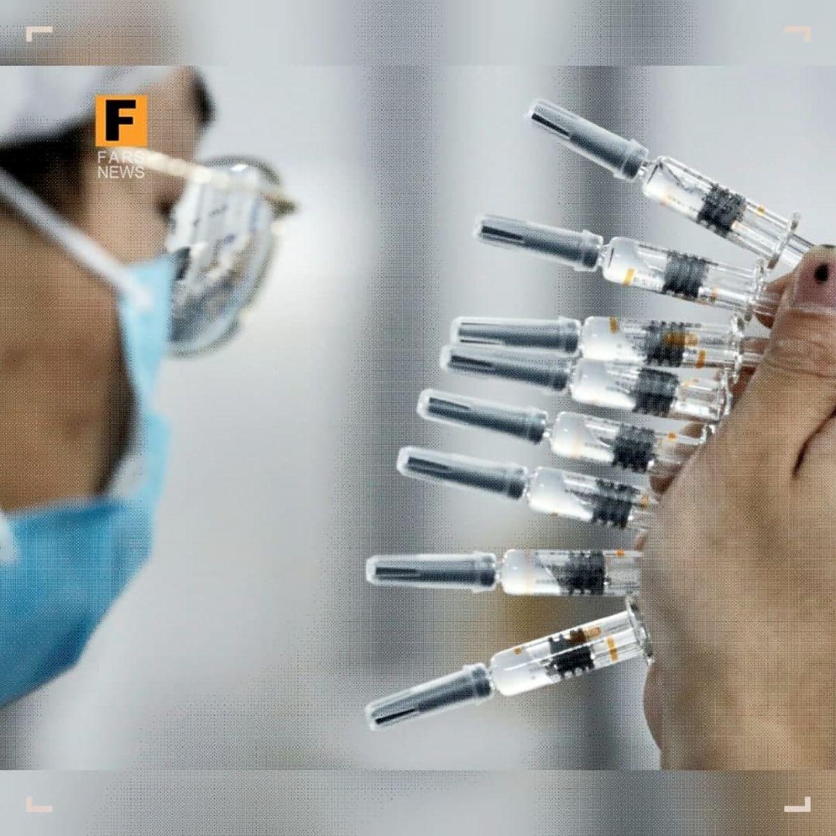 مجوز مصرف واکسن چینی هم صادر شد
