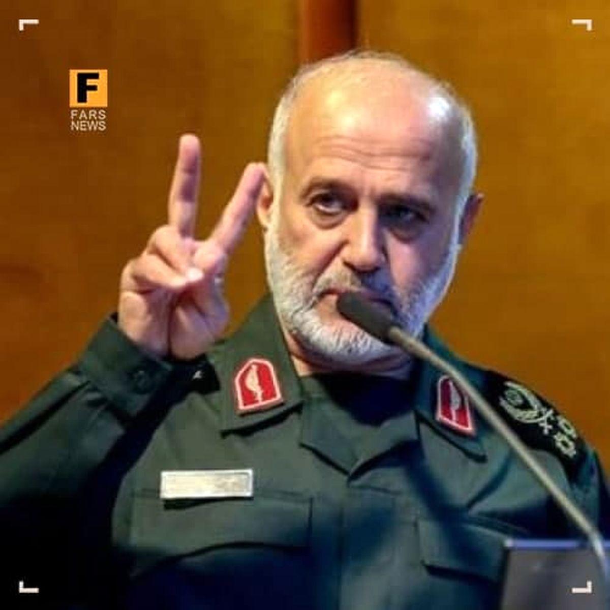 سرلشکر رشید: رژیمصهیونیستی به دنبال جنگ در منطقه است