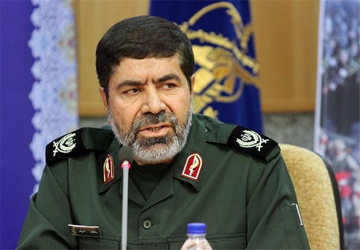 سردار شریف: گذشته ما افتخارآمیز و قابل دفاع است