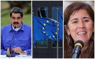 مهلت به سفیر اتحادیه اروپا برای ترک ونزوئلا