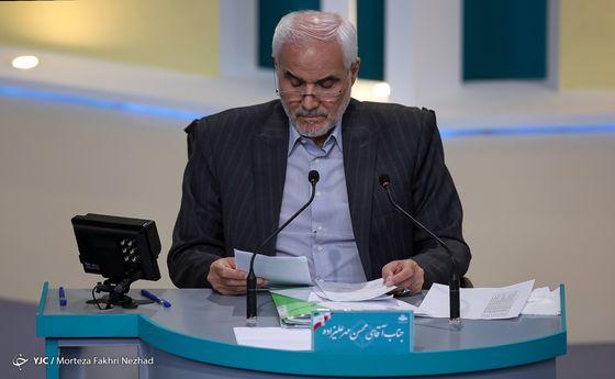نقد محسن مهرعلیزاده به سخنان دیگر نامزدها : اگر سیطره سیاست زدگی را از اقتصاد برداریم، کل مسائل حل می شود.