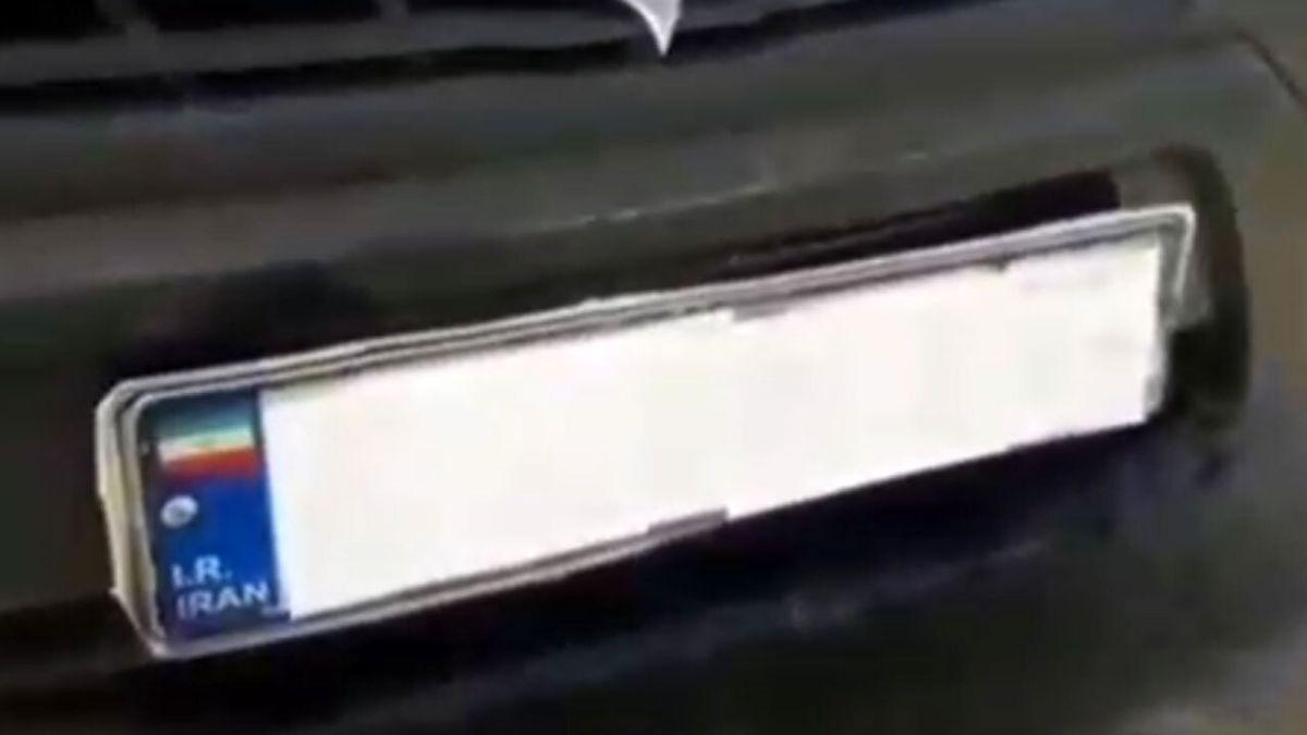 ترفند عجیب یک راننده ایرانی همه را متعجب زده کرد +فیلم