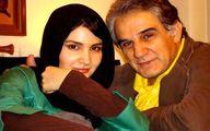 ازدواج دوم مهدی هاشمی با زنی همسن دخترش! + عکس دو هوو در کنار هم