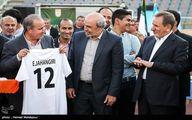 نقش «جهانگیری - تاج» در واگذاری ساختمانهای فدراسیون فوتبال