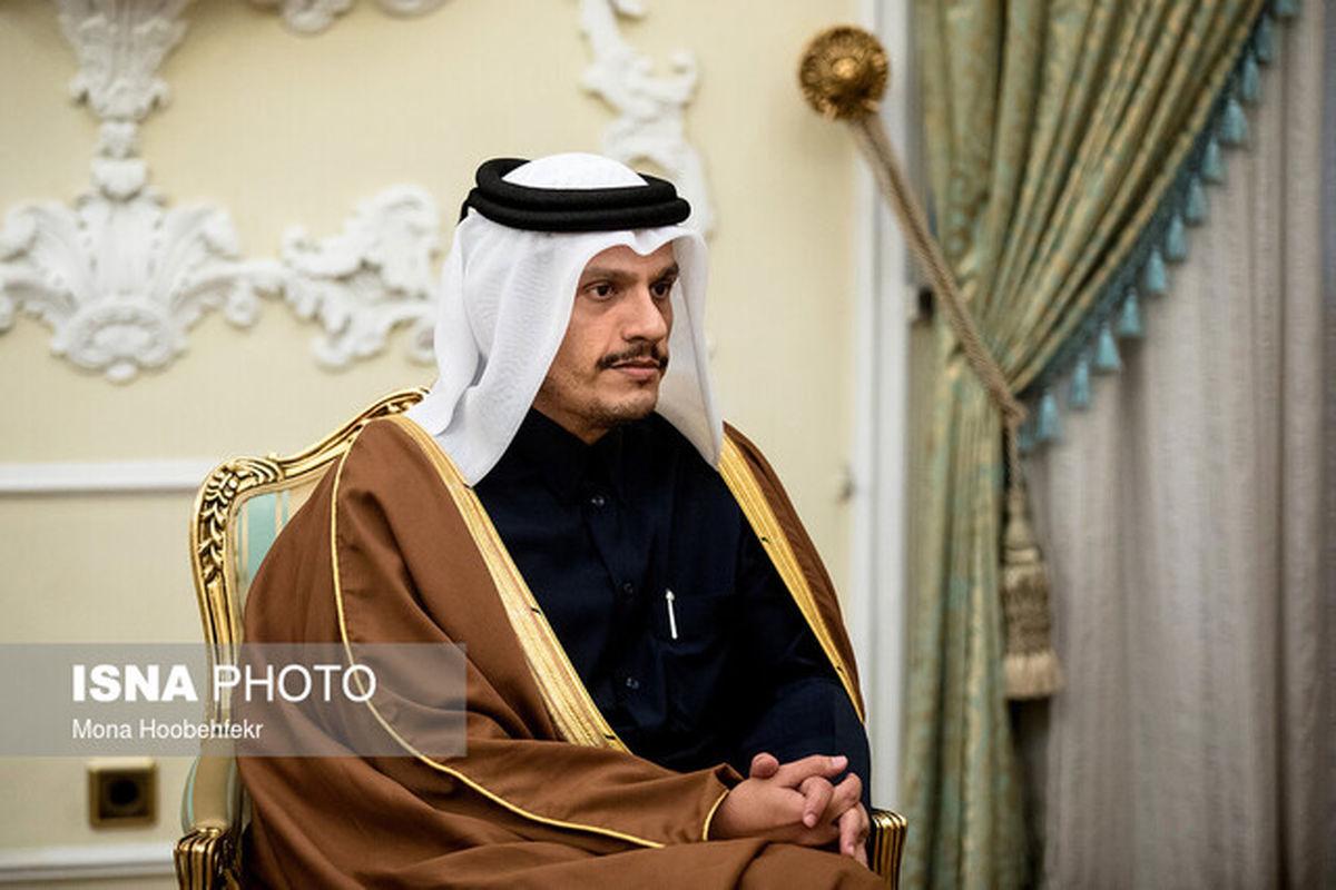 رایزنی برجامی وزیر خارجه قطر با مقامات آمریکایی