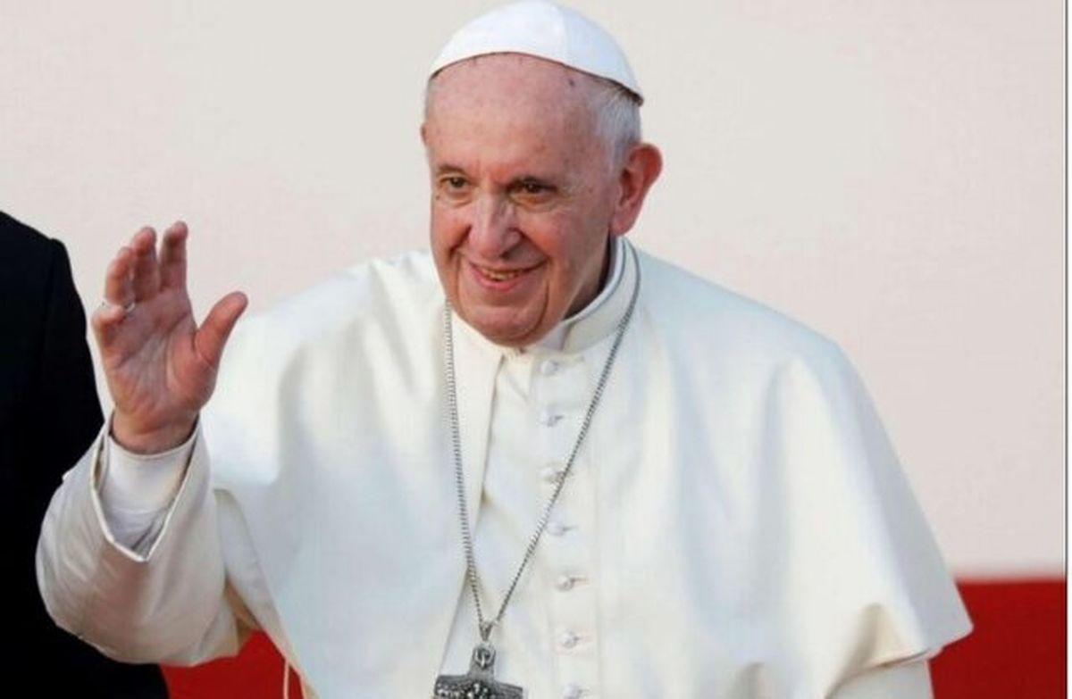 دیدار پاپ و آیتالله سیستانی قطعی شد
