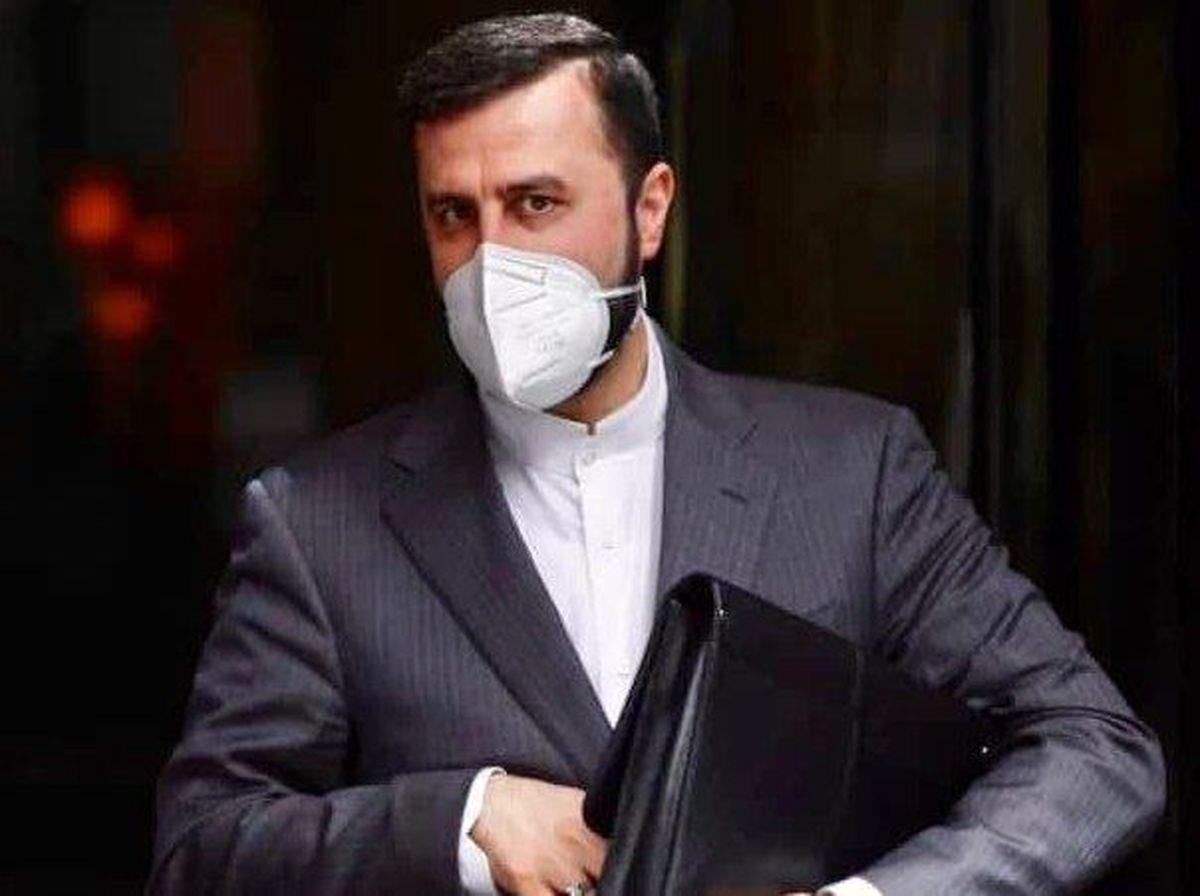 غریبآبادی:اروپاییها حاضر نیستند از آمریکا بخواهند تحریمهای ایران را بردارد