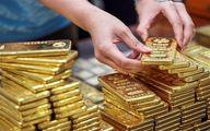 سقوط همزمان قیمت طلا و دلار!