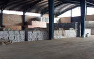 کشف بزرگترین انبار قاچاق در عملیات اطلاعات سپاه