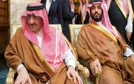 محمد بن نایف جایگزین بن سلمان!؟