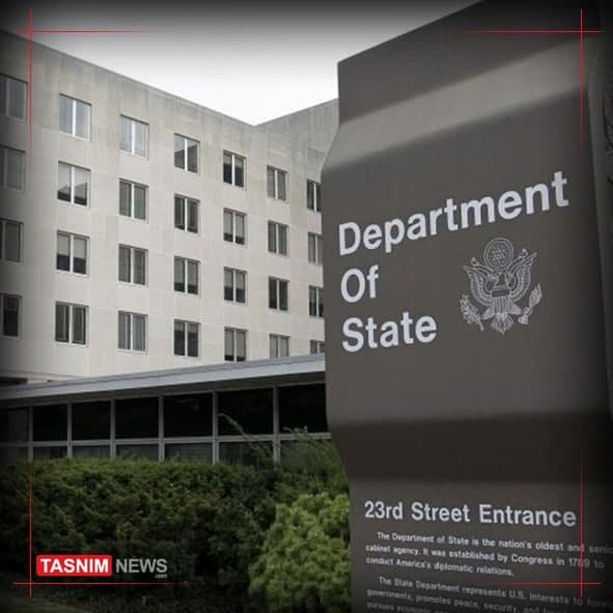 آمریکا: درباره تسهیل تحریمهای ایران بحث میکنیم