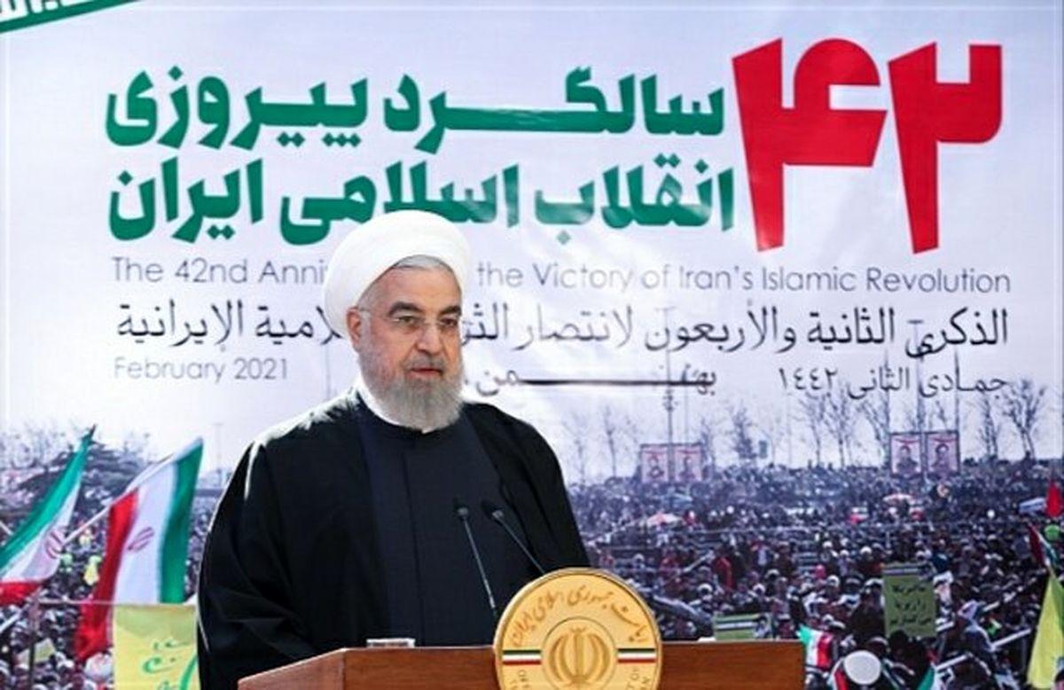 روحانی: در جنگ اقتصادی پیروز خواهیم شد